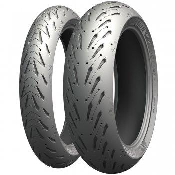 Michelin Road 5 180/55 ZR 17 (73W) Rear